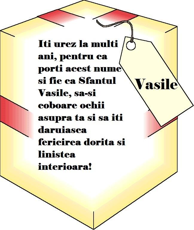 Felicitari sfantulvasile - Cadou de Sfantul Vasile - mesajedelamultiani.info